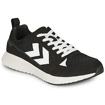 Schuhe Herren Sneaker Low Hummel COMPETITION Schwarz