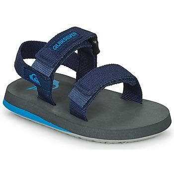 Schuhe Kinder Sandalen / Sandaletten Quiksilver MONKEY CAGED TODDLER Marine