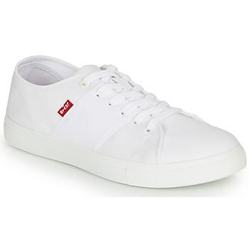 Schuhe Herren Sneaker Low Levi's PILLSBURY Weiss