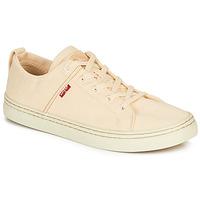 Schuhe Herren Sneaker Low Levi's SHERWOOD LOW Beige