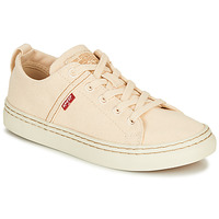 Schuhe Damen Sneaker Low Levi's SHERWOOD S LOW Beige