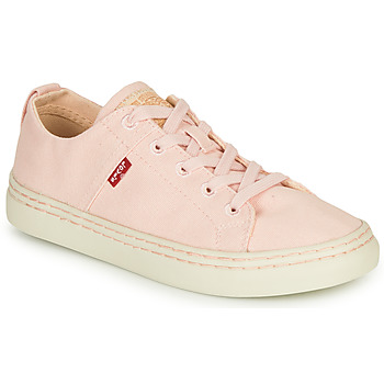 Schuhe Damen Sneaker Low Levi's SHERWOOD S LOW Rose