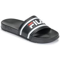 Schuhe Herren Pantoletten Fila Morro Bay slipper 2.0 Schwarz