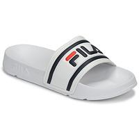 Schuhe Damen Pantoletten Fila Morro Bay Slipper 2.0 wmn Weiss