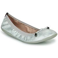 Schuhe Damen Ballerinas Les Petites Bombes AVA Silbern
