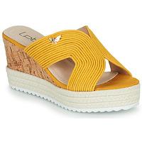 Schuhe Damen Pantoffel Les Petites Bombes LIDY Senf
