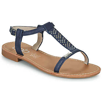 Schuhe Damen Sandalen / Sandaletten Les Petites Bombes EMILIE Marine