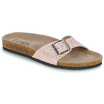 Schuhe Damen Pantoffel Les Petites Bombes ROSA Rose