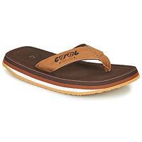 Schuhe Herren Zehensandalen Cool shoe ORIGINAL Braun
