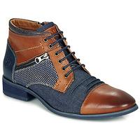 Schuhe Herren Boots Kdopa BILLY Braun / Blau