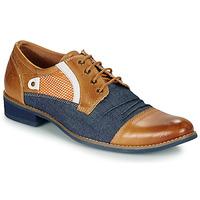 Schuhe Herren Derby-Schuhe Kdopa JONES Camel / Blau