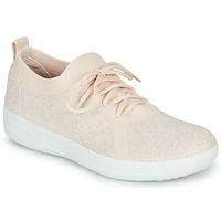 Schuhe Damen Sneaker Low FitFlop F-SPORTY UBERKNIT SNEAKERS Rose