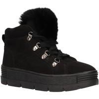Schuhe Damen Boots Chika 10 NEVADA 02 Negro