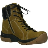 Schuhe Damen Boots Wolky Stiefeletten Ambient 0302611-940-Ambient gelb