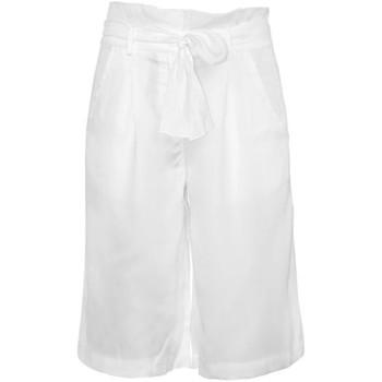 Kleidung Damen Shorts / Bermudas Nü Denmark Accessoires Bekleidung 5930-15 weiß