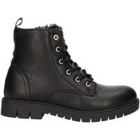Schuhe Mädchen Boots Levi's VPHI0001S PASADENA Negro