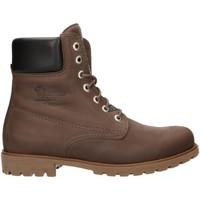 Schuhe Herren Boots Panama Jack PANAMA 03 C19 Gris