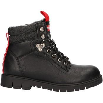 Schuhe Kinder Boots Levi's VPHI0004S HIGH SIERRA Negro