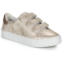 Schuhe Damen Sneaker Low No Name ARCADE STRAPS Beige