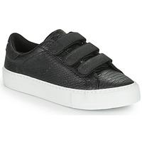Schuhe Damen Sneaker Low No Name ARCADE STRAPS Schwarz