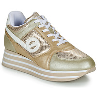 Schuhe Damen Sneaker Low No Name PARKO JOGGER Bronze / Goldfarben