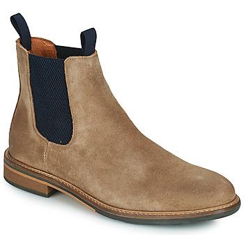 Schuhe Herren Boots Schmoove PILOT-CHELSEA Braun / Blau