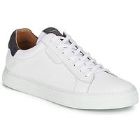 Schuhe Herren Sneaker Low Schmoove SPARK-CLAY Weiss / Blau
