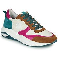 Schuhe Damen Sneaker Low Pataugas FRIDA Weiss