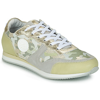 Schuhe Damen Sneaker Low Pataugas IDOL/MIX Camouflage