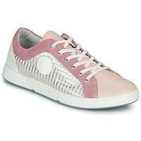 Schuhe Damen Sneaker Low Pataugas JOHANA Rose