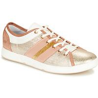 Schuhe Damen Sneaker Low Pataugas JUMEL/M Gold