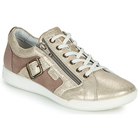 Schuhe Damen Sneaker Low Pataugas PAULINE/M Gold