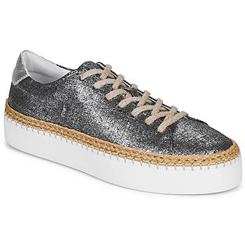 Schuhe Damen Sneaker Low Pataugas SELLA/T Schwarz