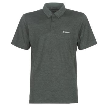 Kleidung Herren Polohemden Columbia TECH TRAIL POLO Grau