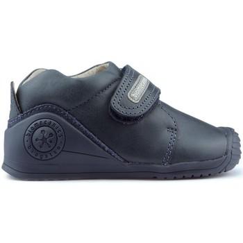 Schuhe Jungen Sneaker Low Biomecanics BIOGATEO 161147 NAVY