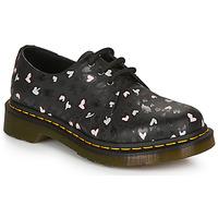 Schuhe Damen Derby-Schuhe Dr Martens 1461 HEARTS Schwarz