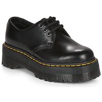Schuhe Damen Boots Dr Martens 1461 QUAD Schwarz