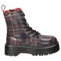 Schuhe Damen Low Boots Coolway ABBY SQR Noir