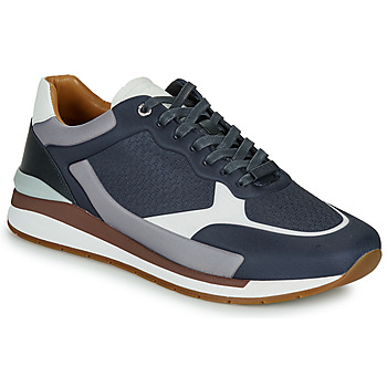 Schuhe Herren Sneaker Low BOSS LEMENT RUNN LYEM Marine / Grau