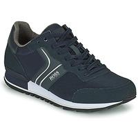 Schuhe Herren Sneaker Low BOSS PARKOUR RUNN NYMX2 Marine