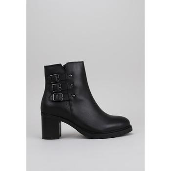 Schuhe Damen Low Boots Lol 2104 Schwarz