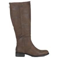 Schuhe Damen Klassische Stiefel Chattawak Botte 8-Melina Choco Braun