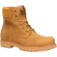 Schuhe Damen Boots Panama Jack PANAMA 03 FULL COLOR B6 VINTAGE Beige