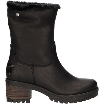 Schuhe Damen Boots Panama Jack PIOLA B36 Negro