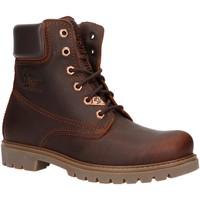 Schuhe Damen Boots Panama Jack PANAMA 03 B52 Marr?n