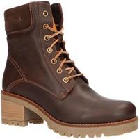 Schuhe Damen Low Boots Panama Jack PHOEBE IGLOO B7 Marr?n