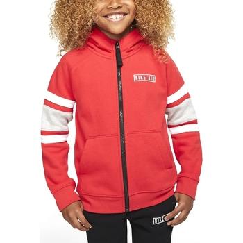 Kleidung Jungen Sweatshirts Nike - Felpa rosso 86F290-U10 ROSSO