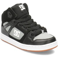 Schuhe Kinder Sneaker High DC Shoes Pure High Top Schwarz