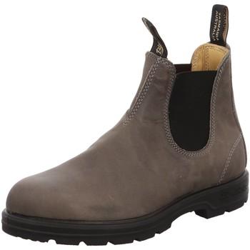 Schuhe Herren Boots Blundstone BLU1469-020 grau