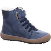 Schuhe Jungen Boots Bundgaard Moot III Navy WS BG303159 blau
